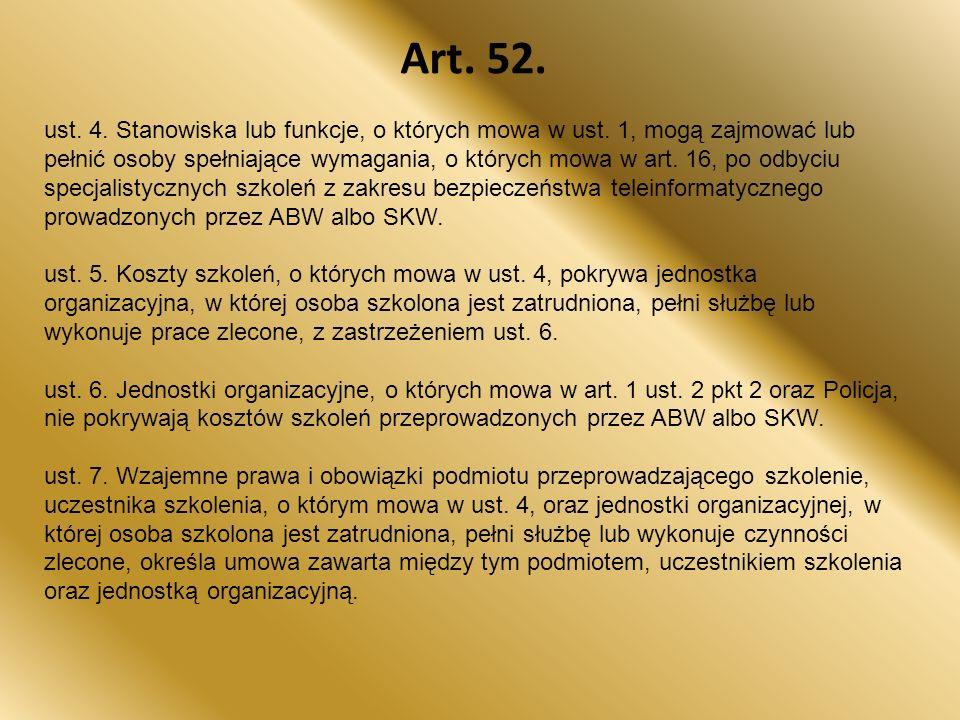 Art. 52.
