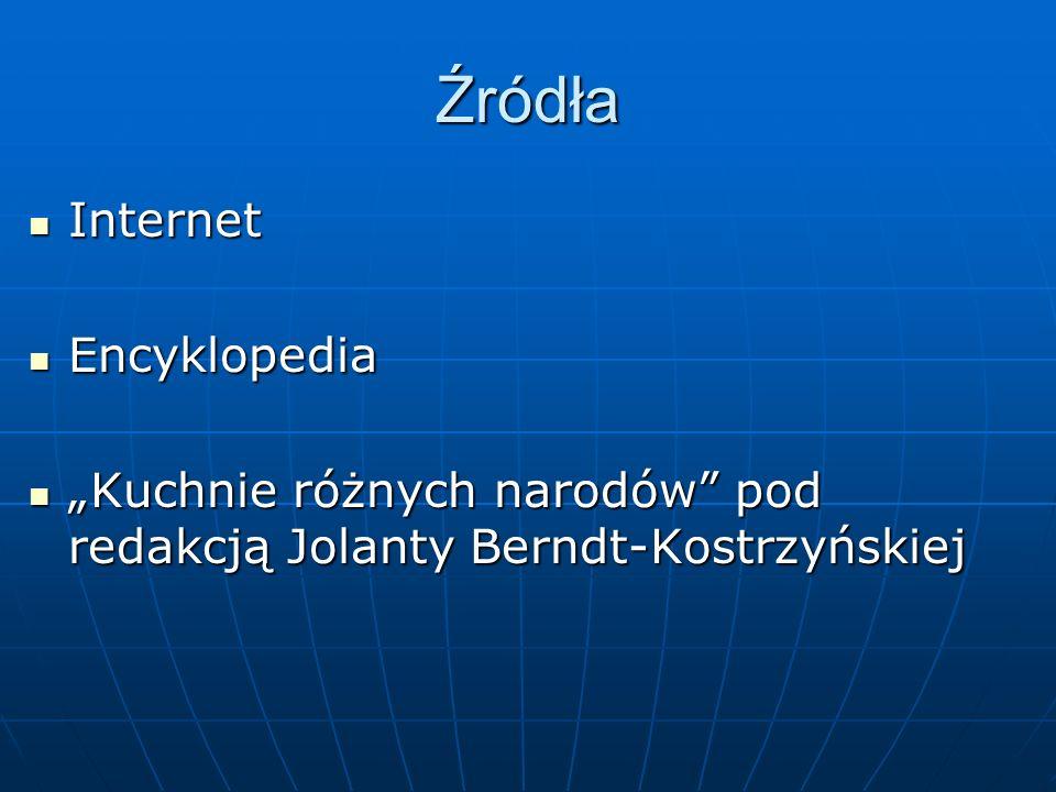 Źródła Internet Encyklopedia