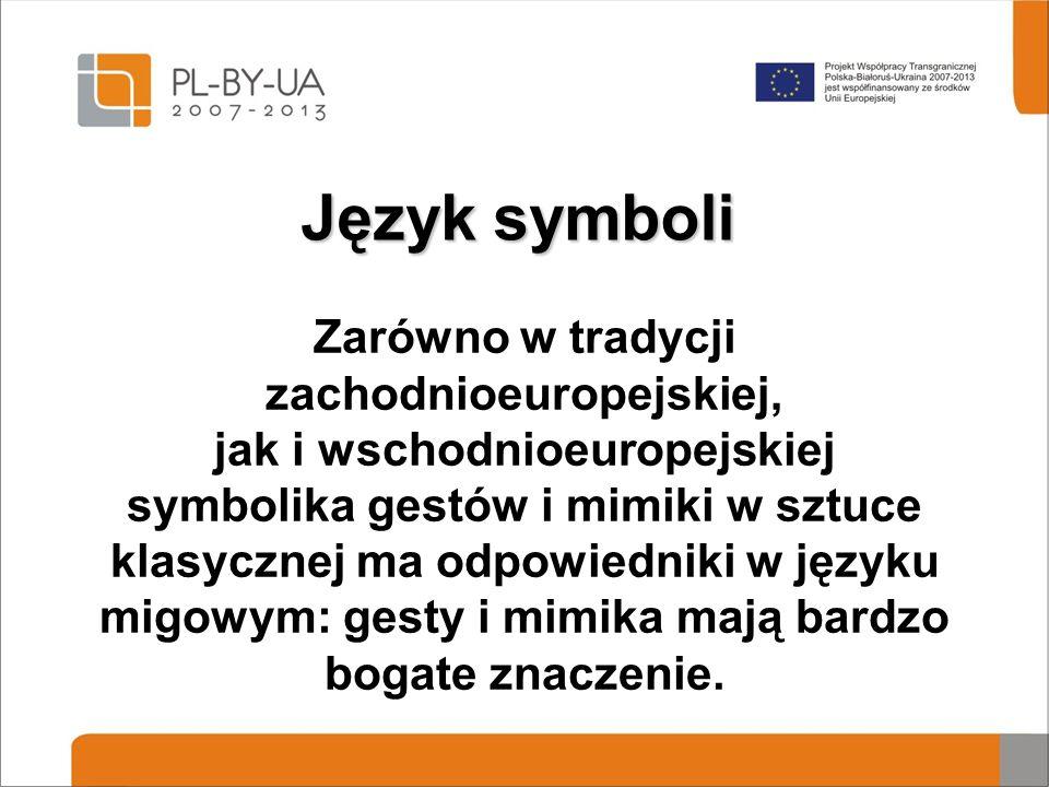 Język symboli