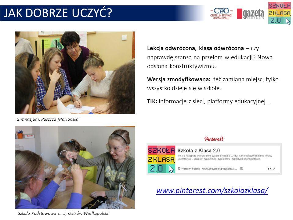JAK DOBRZE UCZYĆ www.pinterest.com/szkolazklasa/