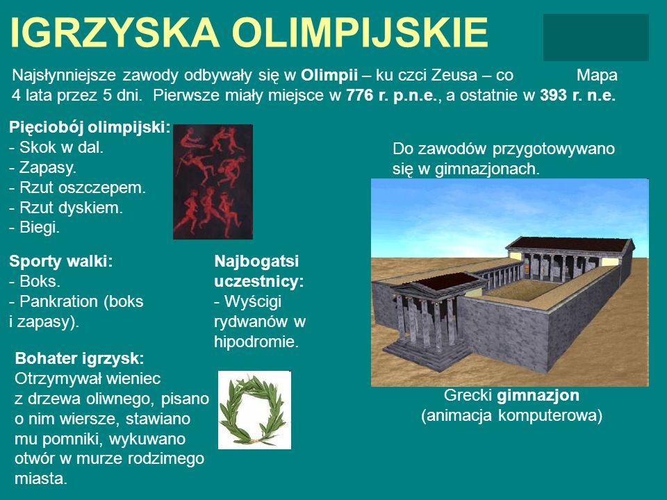 Grecki gimnazjon (animacja komputerowa)