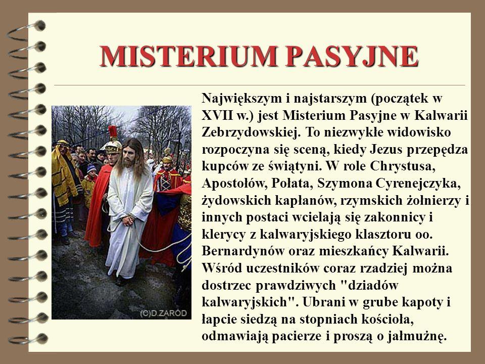 MISTERIUM PASYJNE