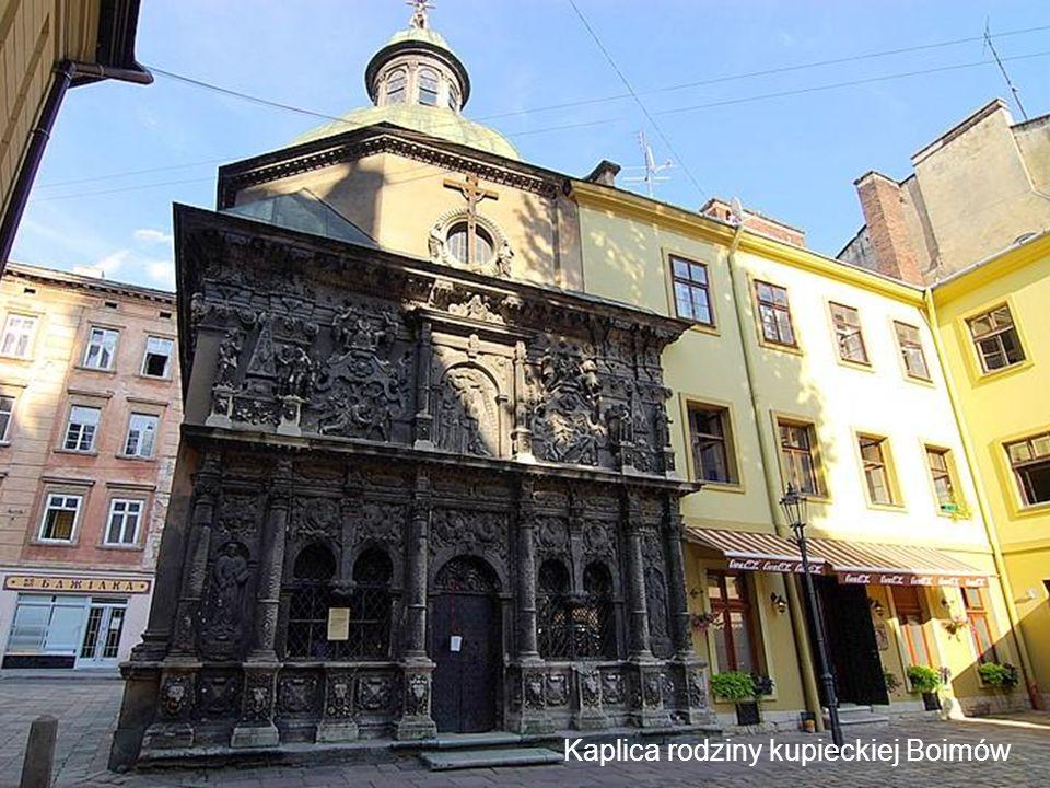 Kaplica rodziny kupieckiej Boimów