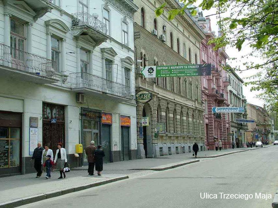 Ulica Trzeciego Maja