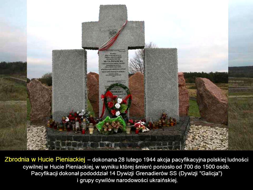 i grupy cywilów narodowości ukraińskiej.