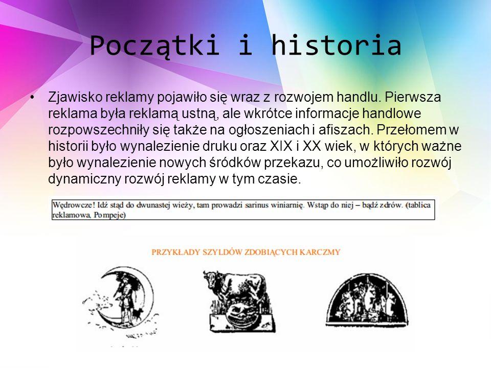 Początki i historia