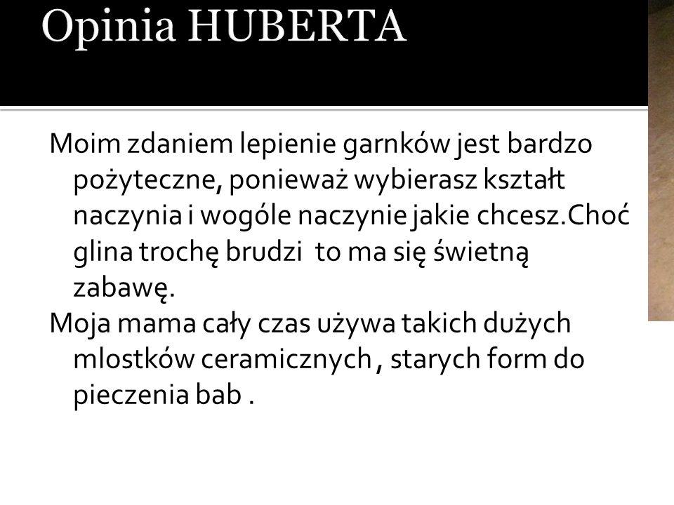 Opinia HUBERTA