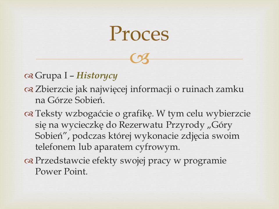 Proces Grupa I – Historycy