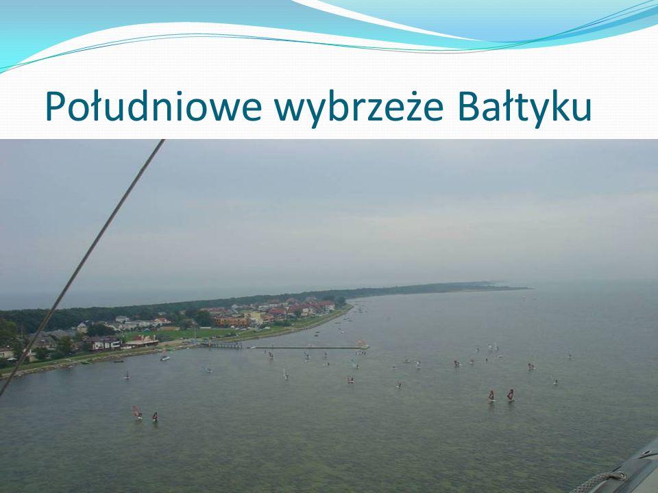 Południowe wybrzeże Bałtyku