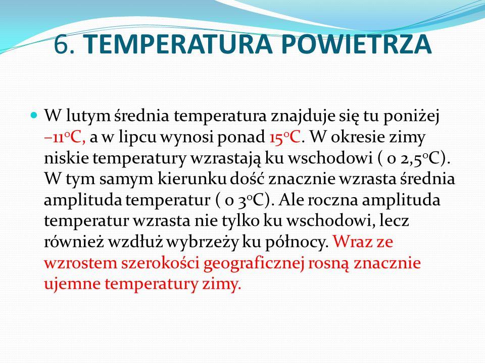 6. TEMPERATURA POWIETRZA