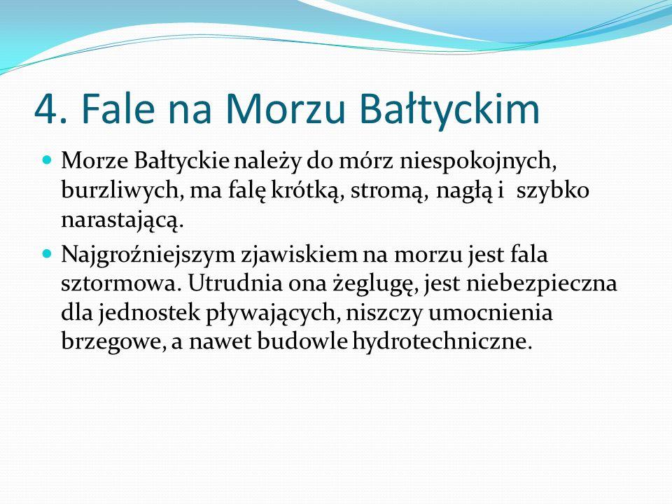 4. Fale na Morzu Bałtyckim