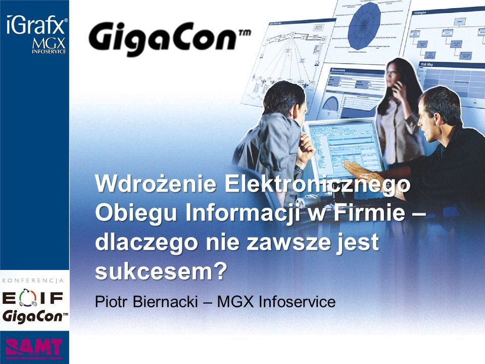 Piotr Biernacki – MGX Infoservice