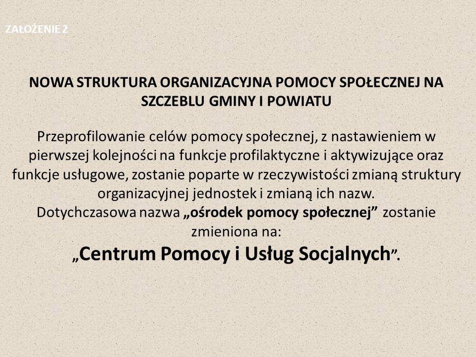 """""""Centrum Pomocy i Usług Socjalnych ."""