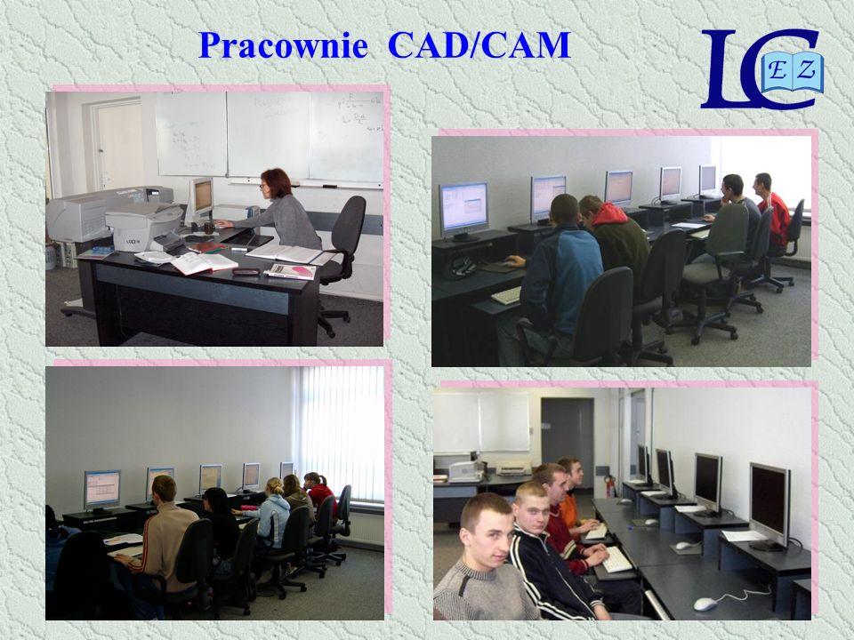 Pracownie CAD/CAM