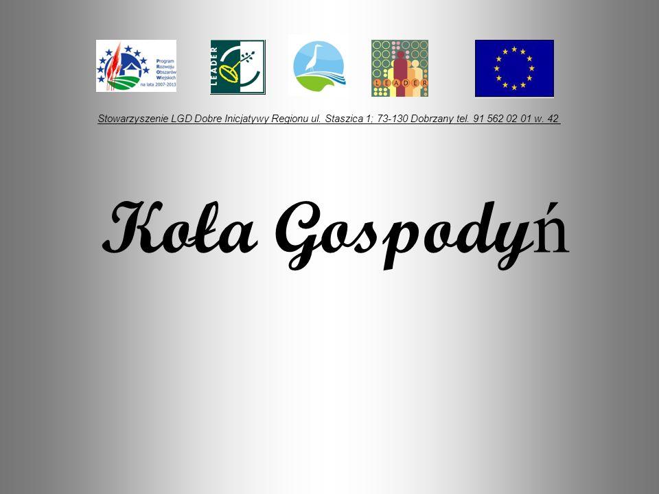 Stowarzyszenie LGD Dobre Inicjatywy Regionu ul