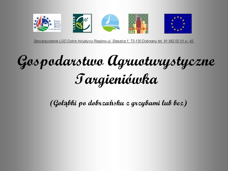 Gospodarstwo Agruoturystyczne Targieniówka