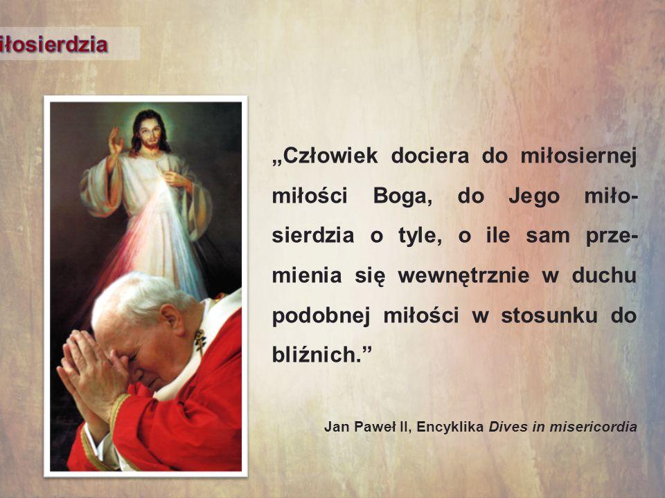 Odkrywanie głębi Bożego Miłosierdzia