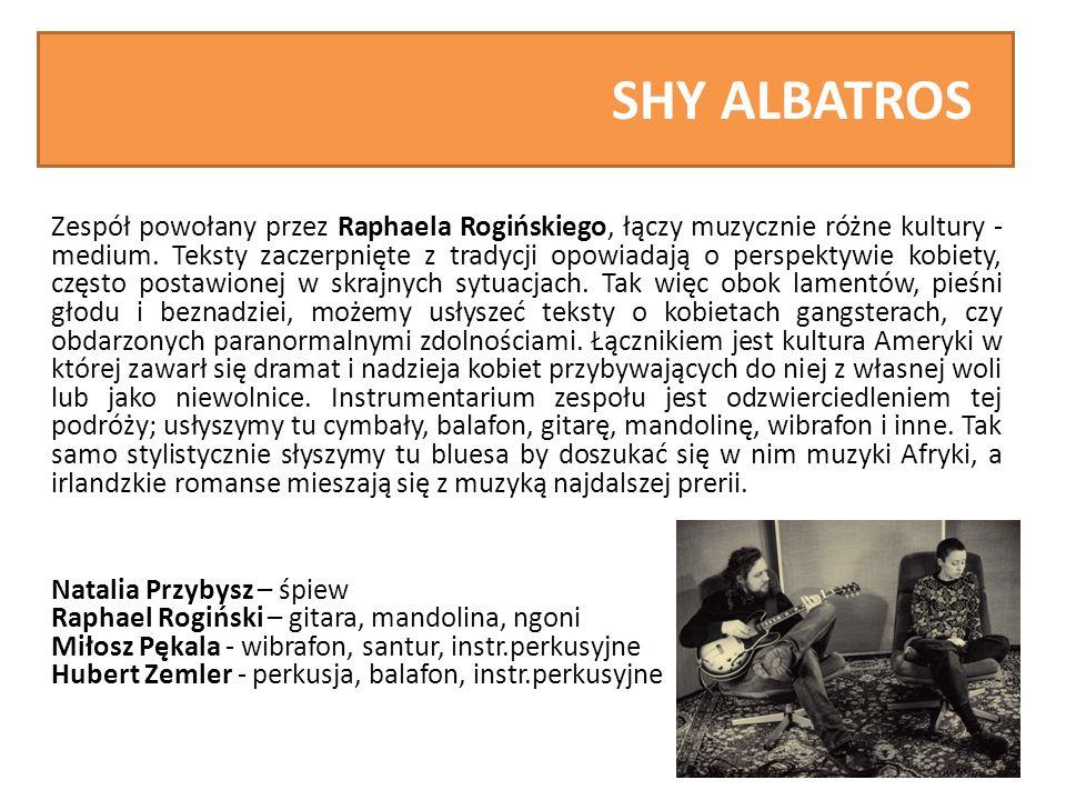 SHY ALBATROS