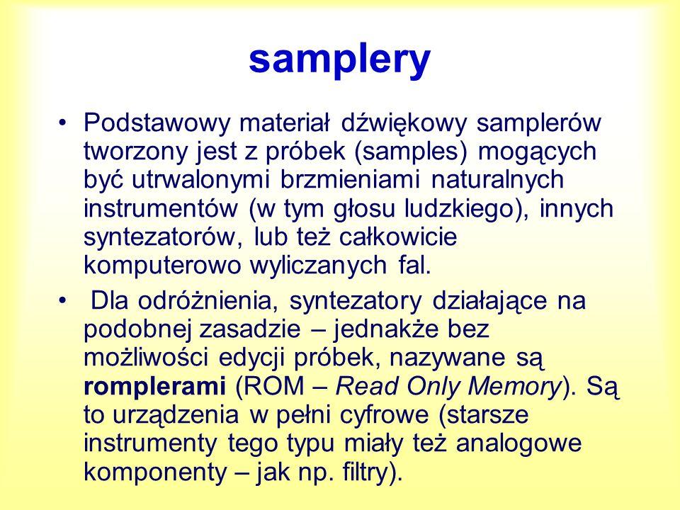 samplery