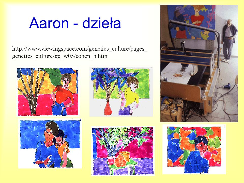 Aaron - dzieła http://www.viewingspace.com/genetics_culture/pages_