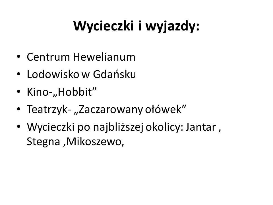 Wycieczki i wyjazdy: Centrum Hewelianum Lodowisko w Gdańsku