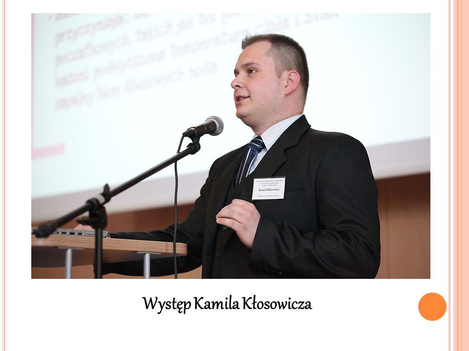 Występ Kamila Kłosowicza