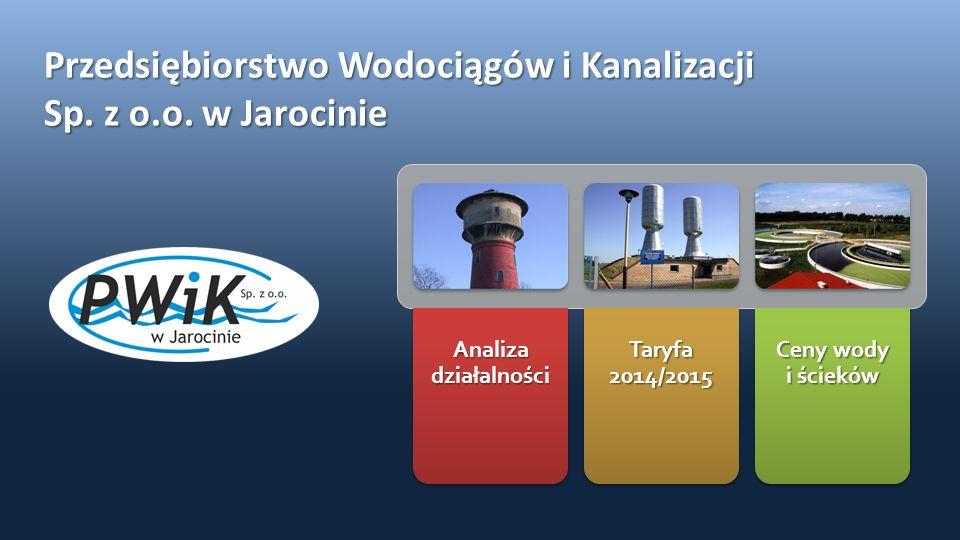 Przedsiębiorstwo Wodociągów i Kanalizacji Sp. z o.o. w Jarocinie