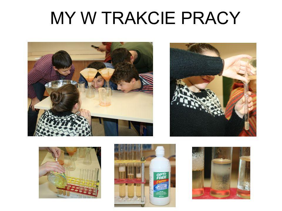 MY W TRAKCIE PRACY