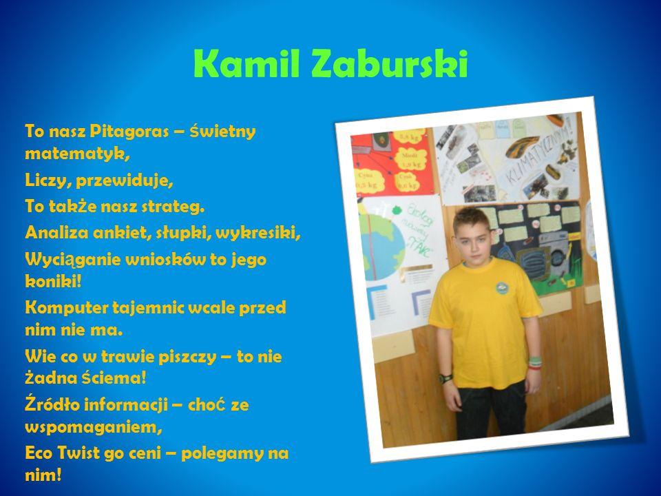 Kamil Zaburski
