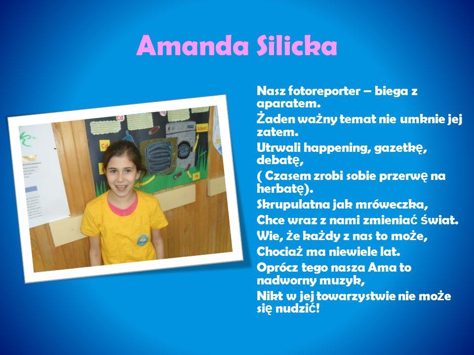 Amanda Silicka