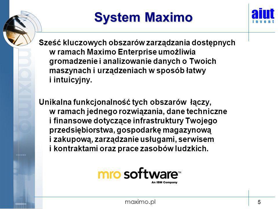 System Maximo