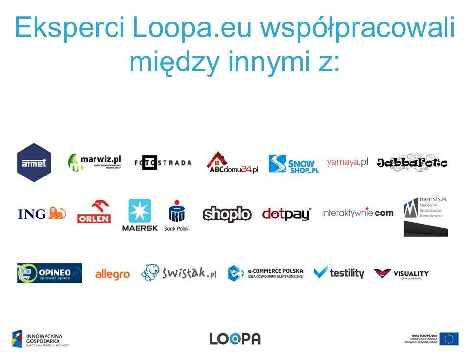 Eksperci Loopa.eu współpracowali między innymi z:
