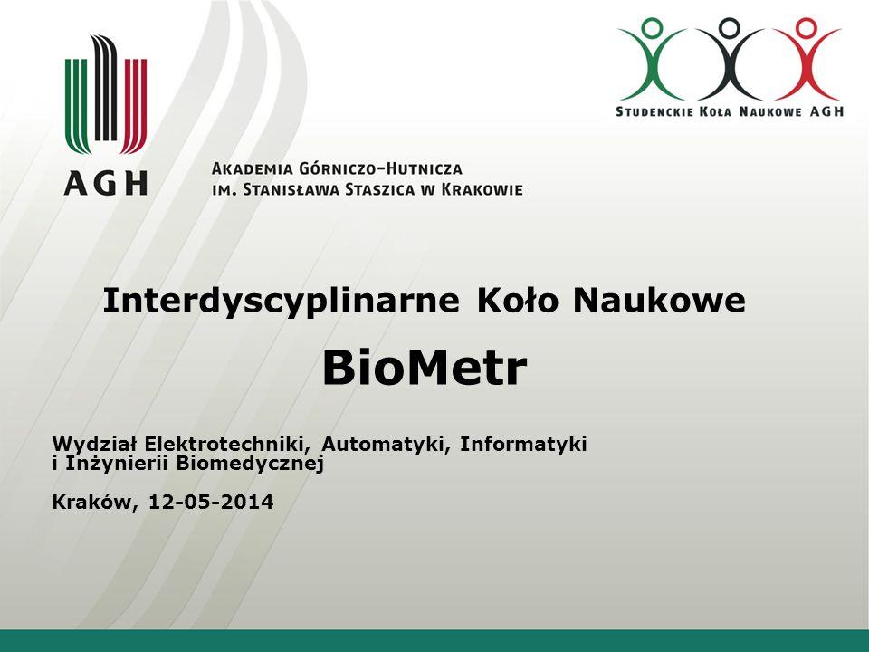 Interdyscyplinarne Koło Naukowe BioMetr