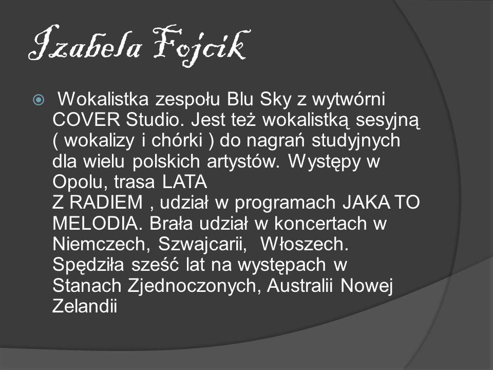 Izabela Fojcik