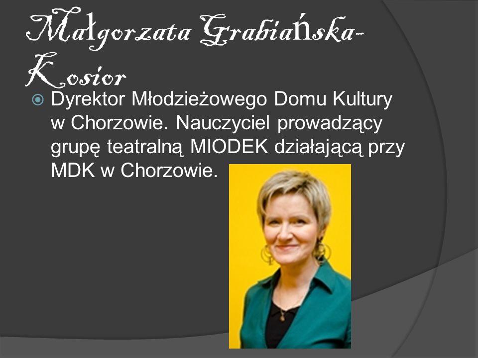 Małgorzata Grabiańska-Kosior
