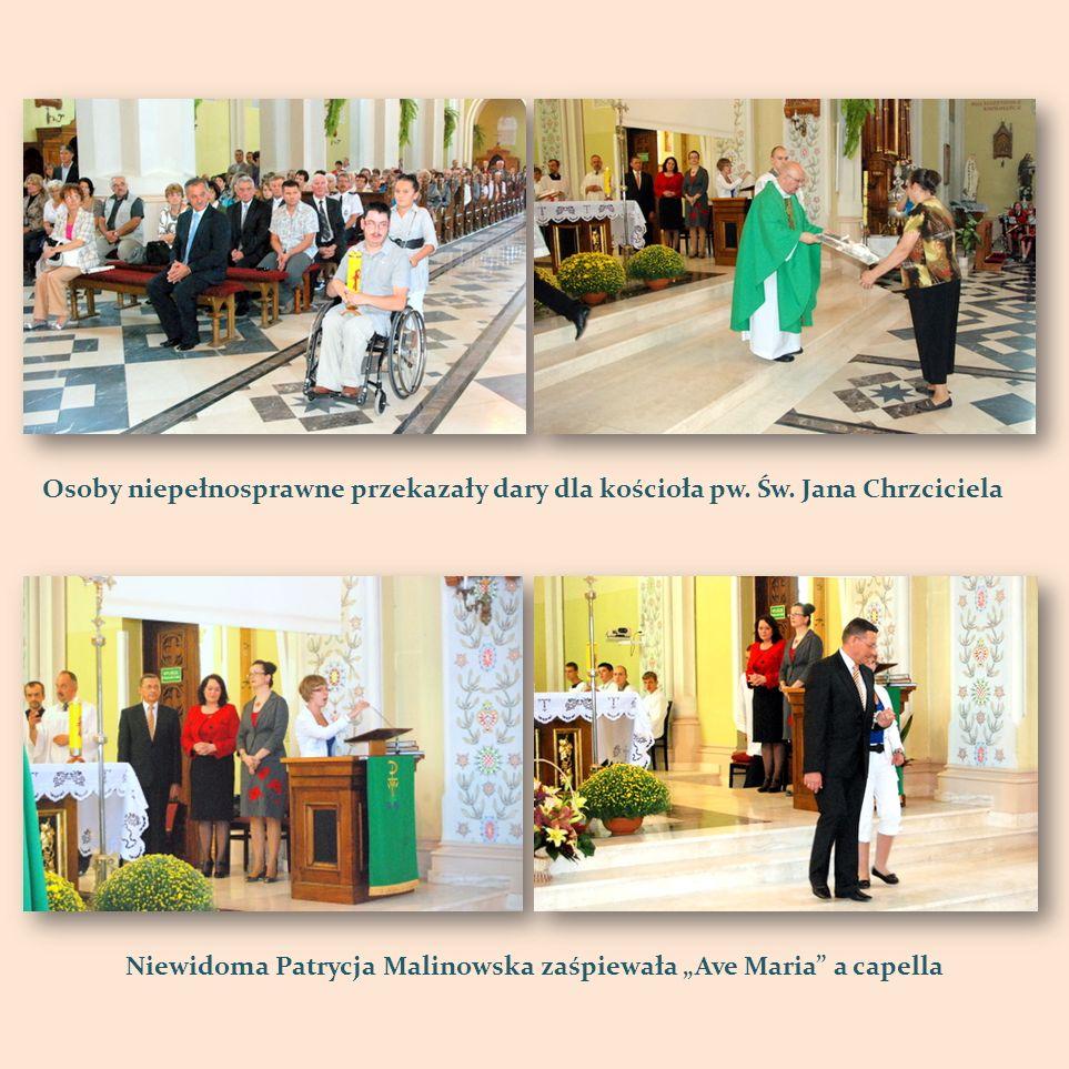 """Niewidoma Patrycja Malinowska zaśpiewała """"Ave Maria a capella"""