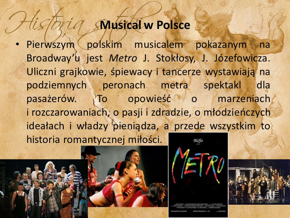 Musical w Polsce