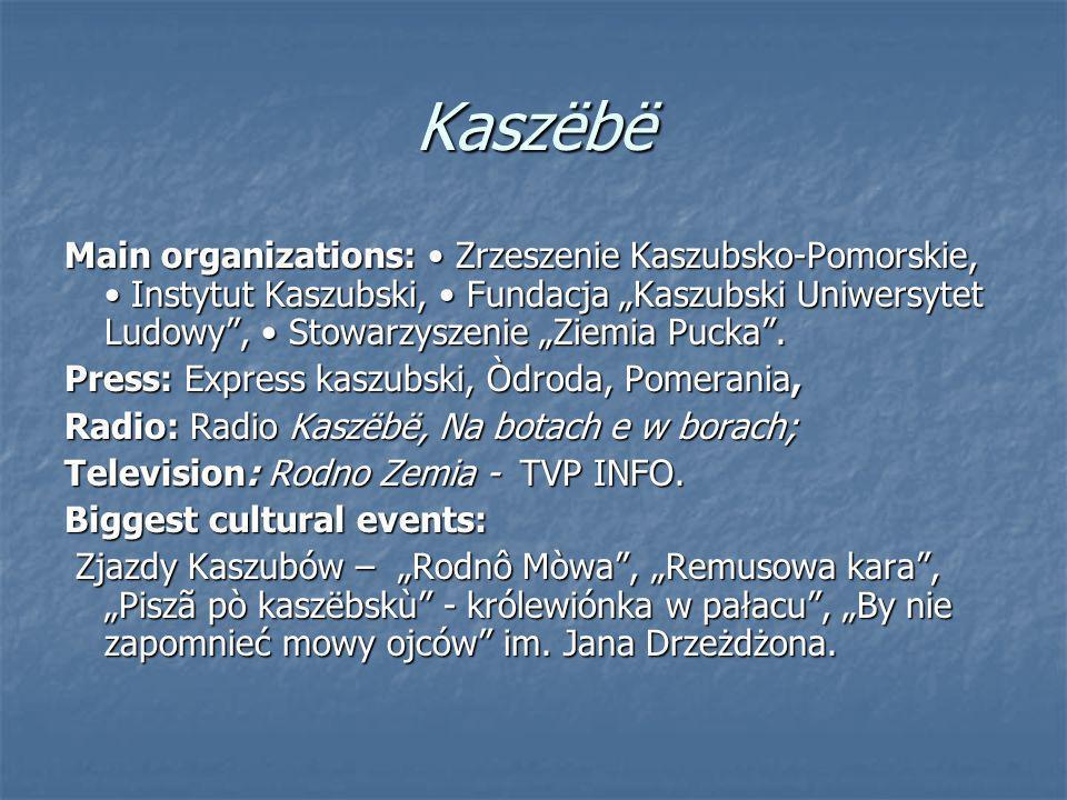 Kaszёbё
