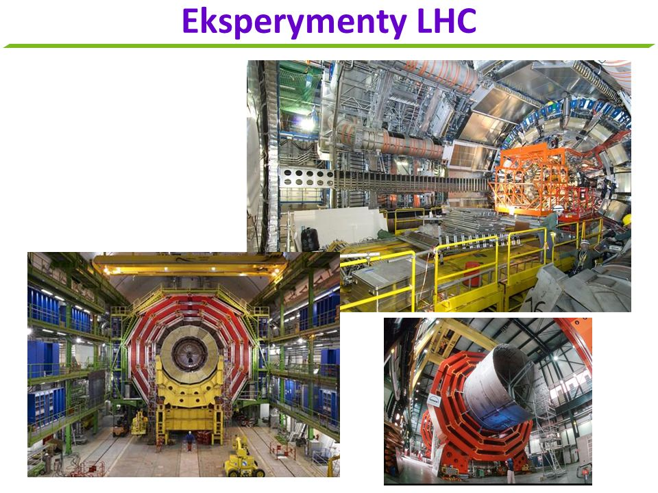 Eksperymenty LHC