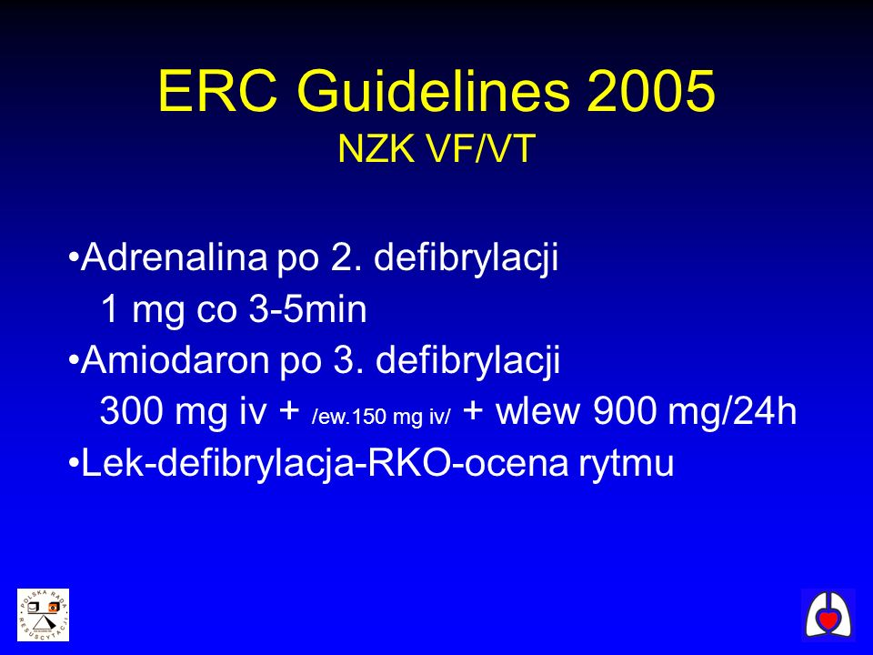 ERC Guidelines 2005 NZK VF/VT