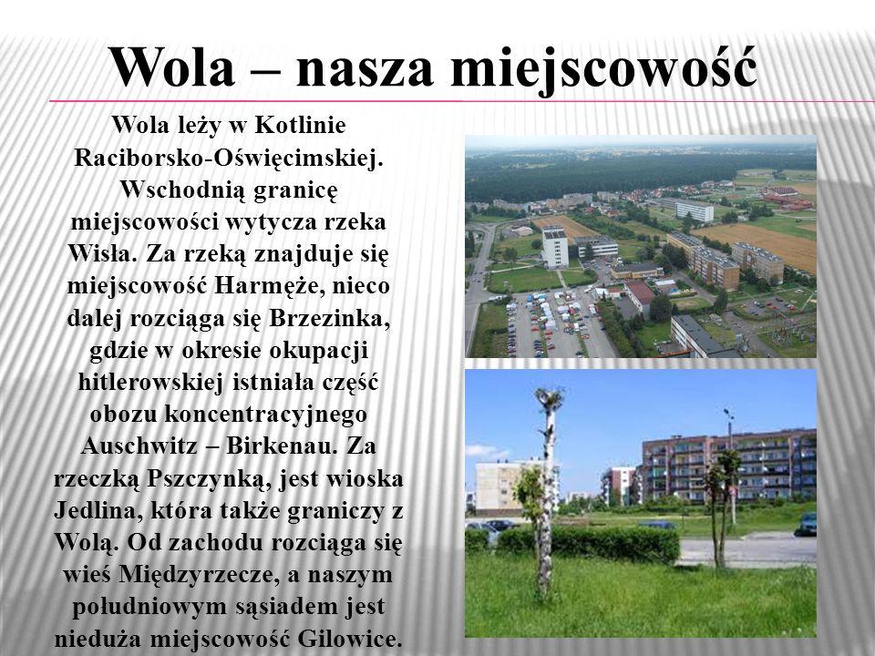 Wola – nasza miejscowość