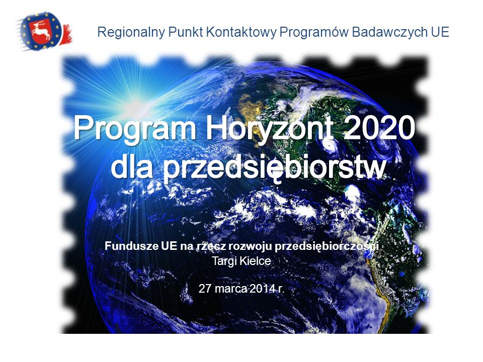 Program Horyzont 2020 dla przedsiębiorstw