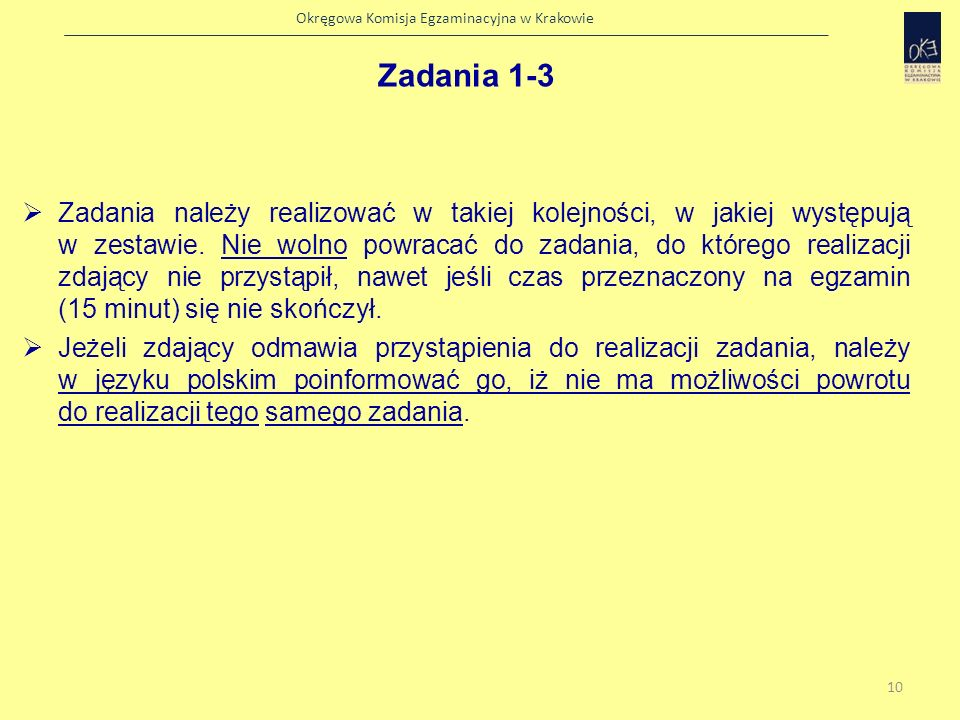 Zadania 1-3