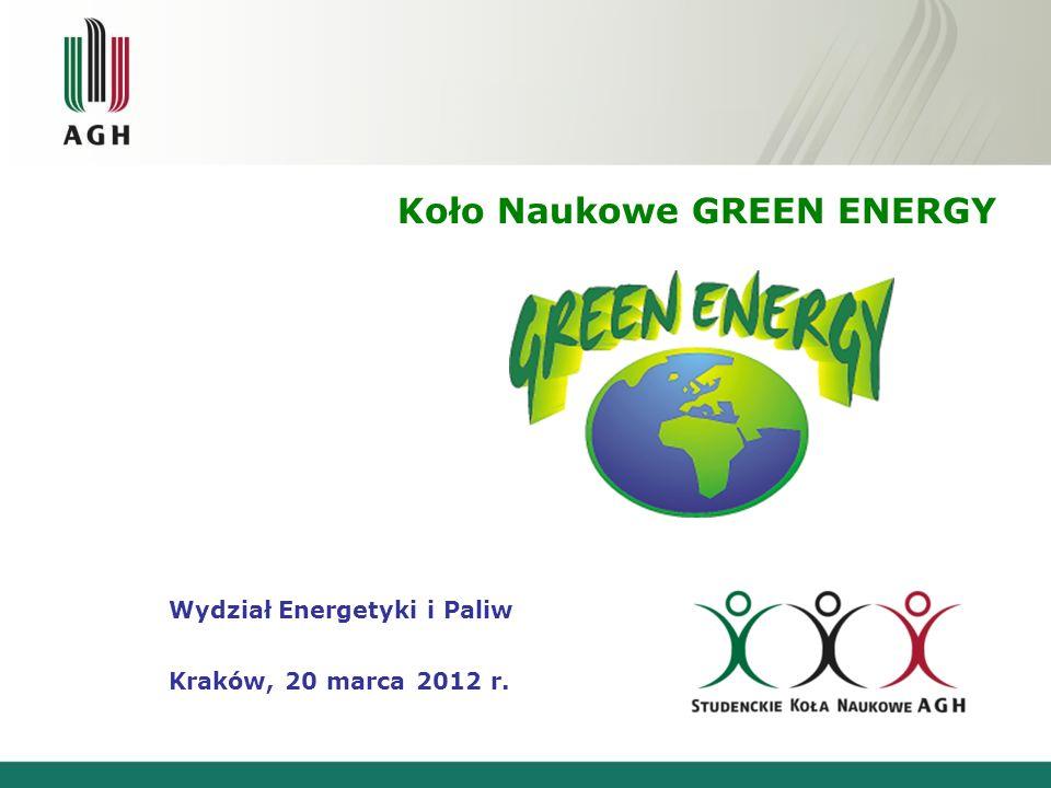Koło Naukowe GREEN ENERGY