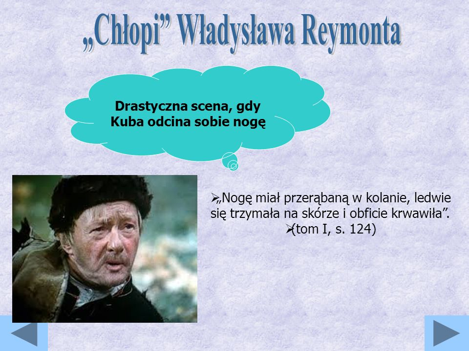 """""""Chłopi Władysława Reymonta"""