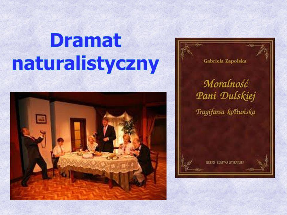 Dramat naturalistyczny