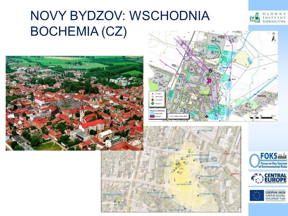 NOVY BYDZOV: WSCHODNIA BOCHEMIA (CZ)