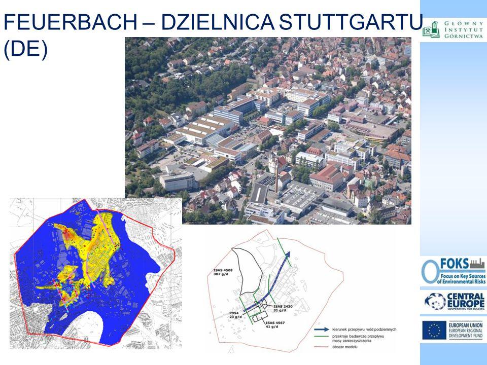 FEUERBACH – DZIELNICA STUTTGARTU (DE)