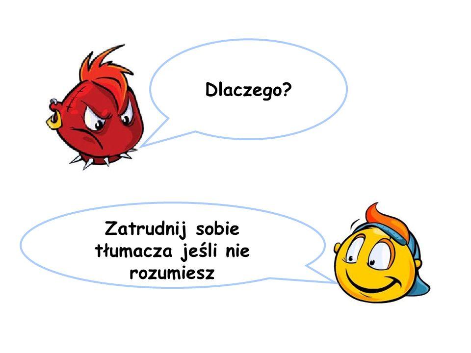 Zatrudnij sobie tłumacza jeśli nie rozumiesz
