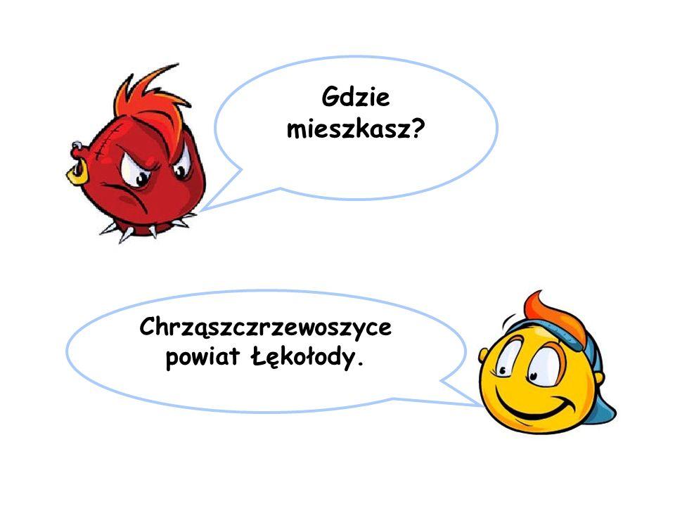 Chrząszczrzewoszyce powiat Łękołody.